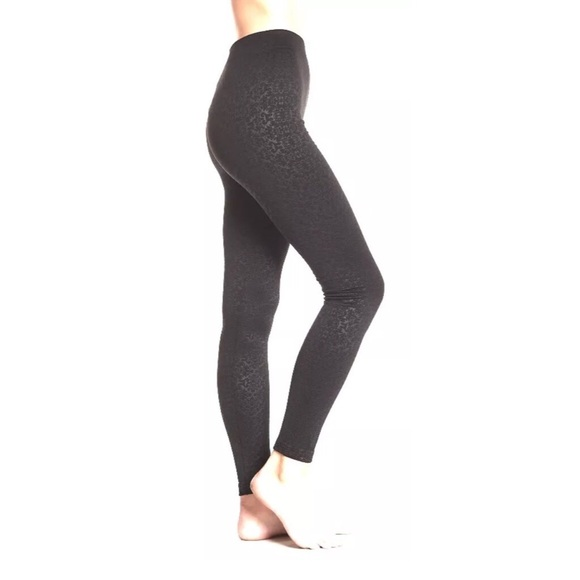 2d3bc57251d762 Steve Madden Accessories | Closeout Fleece Lined Footless Tights ...